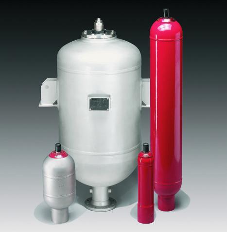 Low pressure bladder accumulator-1 copy
